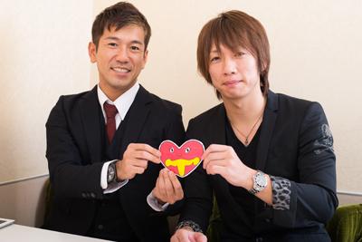 阿川さん、Keiさん