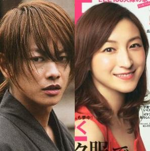 左:「Cut 2014年 02月号」ロッキング・オン/右:「LEE 2013年 10月号」集英社