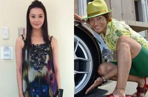 左:観月ありさオフィシャルブログより/右:青山光司オフィシャルブログより