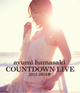 「COUNTDOWN LIVE 2013-2014」avex trax