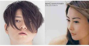 左:渋谷慶一郎Facebookより/右:『COLLECTION IV』キングレコード