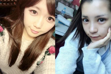 (左:宮崎美穂オフィシャルブログより、右:坂口杏里公式TwitterUP画像より)