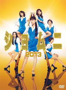 『ショムニ2013 DVD-BOX』ポニーキャニオン