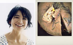 左:小島聖公式プロフィールより・/右:小島聖公式ブログより