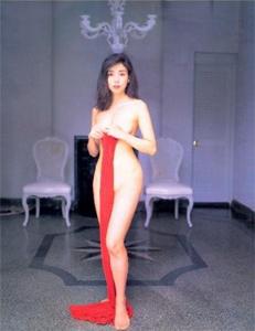 ヘアヌード写真集で、見事復活。WOMANは、約55万部を売上げ、歴代3位に。(『WOMAN』ワニブックス)