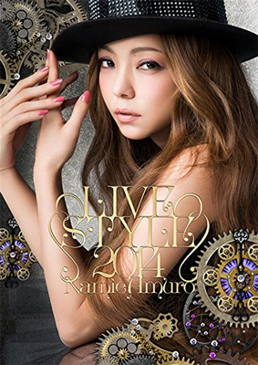 『namie amuro LIVE STYLE 2014』Dimension Point
