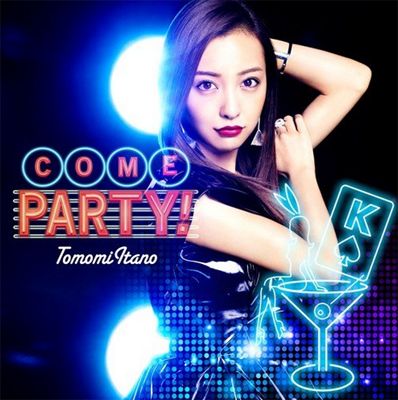 『COME PARTY!』キングレコード