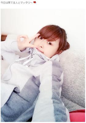 鈴木奈々公式ブログより