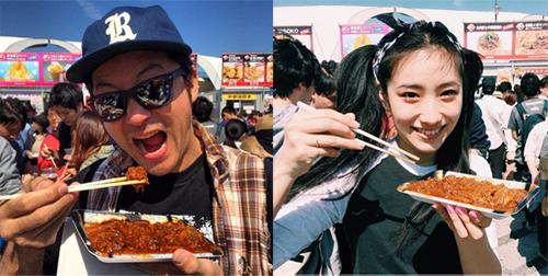 左:浅野忠信Instagramより/右:中田くるみInstagramより
