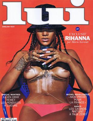 『Lui Magazine No. 7 2014』Lagardere Publicit; Bimonthly版
