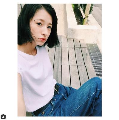 松本恵奈Instagramより
