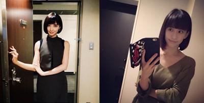 左:篠田麻里子Instagramより/右:優木まおみInstagramより