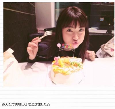 瀧本美織オフィシャルブログ