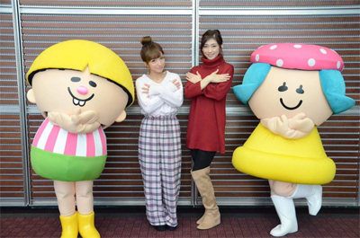 『ママモコモてれび』(日本テレビ系)オフィシャルFacebookより