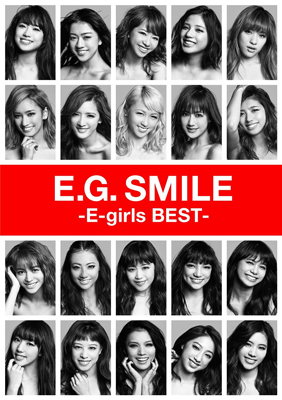 「E.G. SMILE -E-girls BEST-」(rhythm zone)