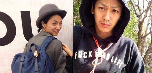 左:満島ひかりInstagramより/右:永山絢斗オフィシャルブログより
