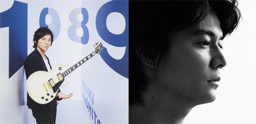 左『1989』ポニーキャニオン/右『HUMAN』ユニバーサルJ