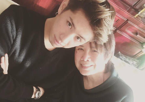 Taka Instagramより