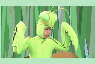 『香川照之の昆虫すごいぜ!』公式HPより