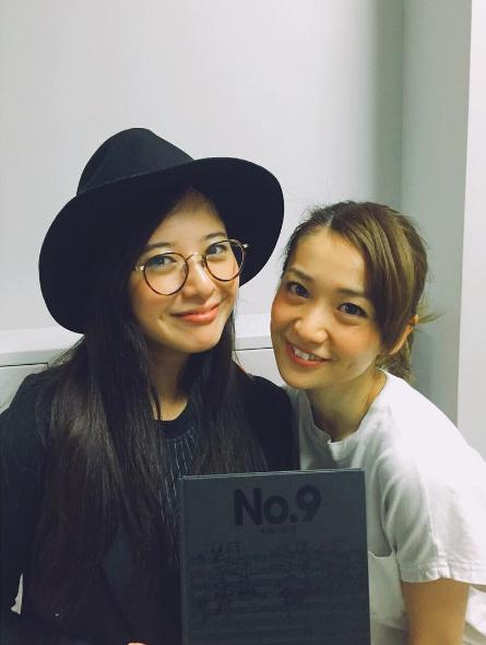 大島優子Instagramより