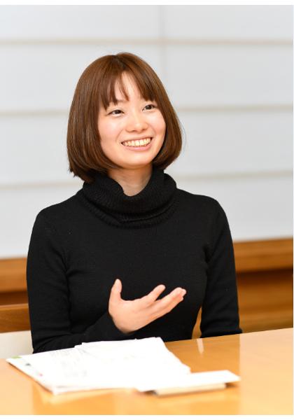 磯部仁沙さん