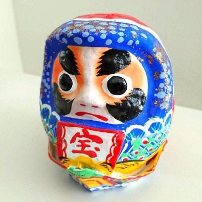 新アイコンはだるま(乙武洋匡氏twitterより)