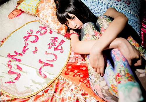 Photo by 内野秀之/Model 七菜乃