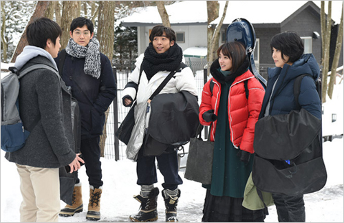 軽井沢から千葉までって何時間だろう(画像:『カルテット』公式サイトより)