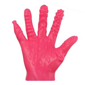 「DC マッサージグッズ SEX用の手袋 マッサージグローブ」 出典:amazon