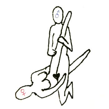 【完成】ポルチオまで届く体位「松葉くずし」! 中イキポイントは「角度」の画像2