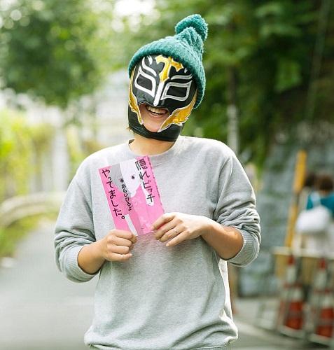 あらいぴろよさん 撮影: 山田 秀隆