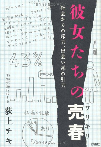 『彼女たちの売春(ワリキリ) 』(扶桑社)