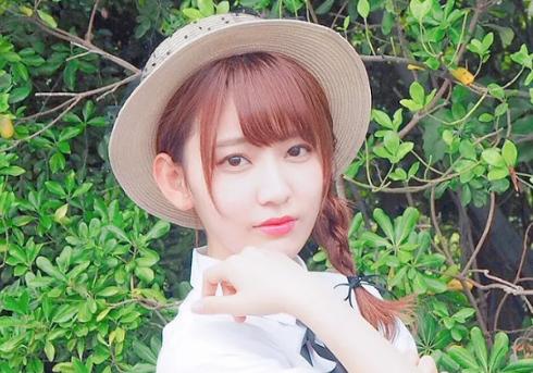 宮脇咲良Google+より