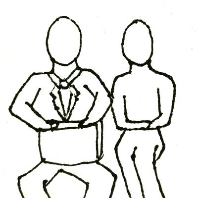 【完成】警戒! 座席シートで腕組みスタイルや肘を使って、犯行に及ぶ痴漢の形態の画像5