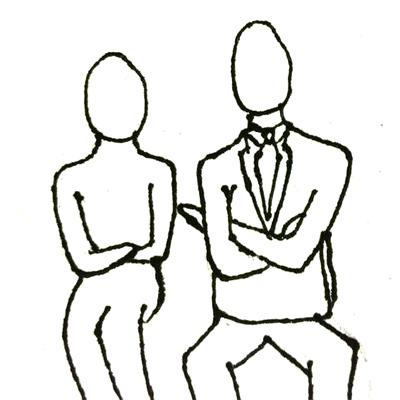 【完成】警戒! 座席シートで腕組みスタイルや肘を使って、犯行に及ぶ痴漢の形態の画像4
