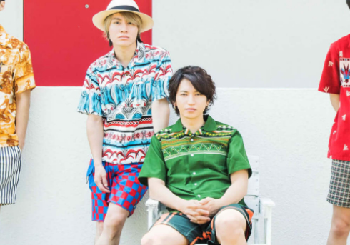 「関ジャニ∞」INFINITY RECORDS 公式サイトより