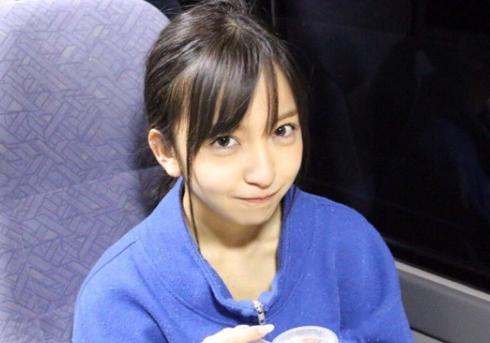 板野友美 インスタグラムより(2015年3月の板野)