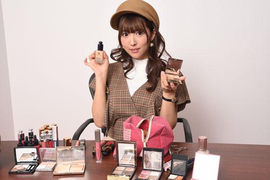 三上悠亜「女子が憧れるAV女優」インタビュー!こだわりだらけのコスメ選び&メイク術/前編の画像2