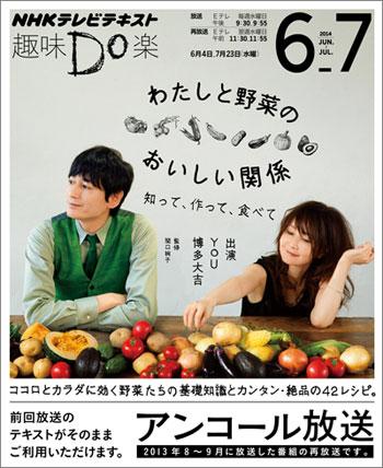 『わたしと野菜のおいしい関係―知って、作って、食べて (趣味Do楽) 』(NHK出版)