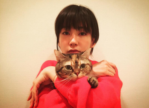 ダレノガレ明美も指原莉乃も中山美穂も。自撮りより高需要かつ好反応の「愛猫」インスタ!!の画像4