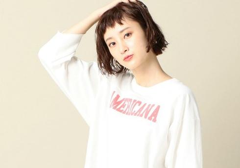 <Americana(アメリカーナ)>フットボールTシャツ о ビューティ&ユース ユナイテッドアローズ公式サイトより http://store.united-arrows.co.jp/shop/by/goodssale.html?gid=22874879