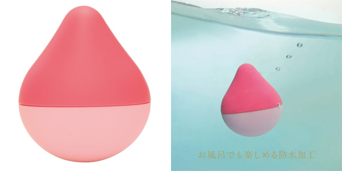 「iroha mini UMEANZU [うめあんず] DESIGNED BY TENGA 【乾電池式バイブレーター(ローター)】」 出典:amazon