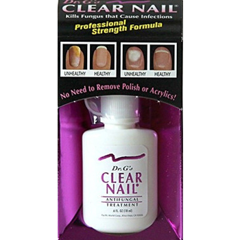 「DR. G Clear Nail Antifungal Treatment .6 oz by Fungus Killer [並行輸入品]」 出典:amazon