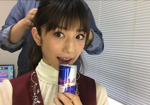 小倉優子 インスタグラムより