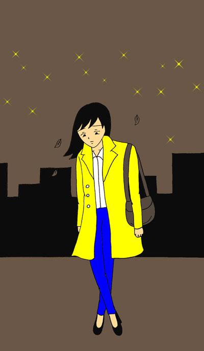 生理だったせいで夜中に家を追い出された――セフレに恋をしたら、超危ない目に遭った話の画像2
