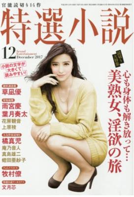 『特選小説 2017年 12 月号』(綜合図書)
