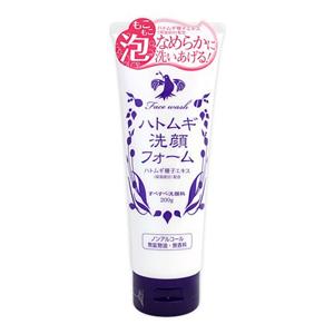 「ハトムギ洗顔フォーム 200g」 出典:amazon