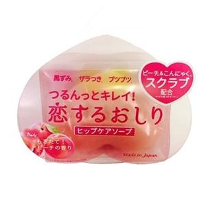 「恋するおしり ヒップケアソープ 80g」 出典:amazon