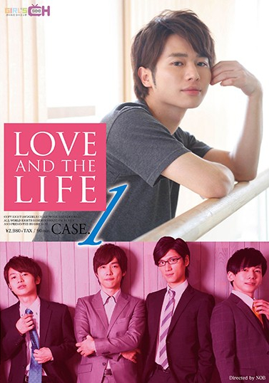 『LOVE AND THE LIFE CASE.1』