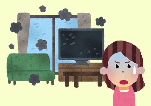 デリヘルの汚部屋出張がキツイ「汚い部屋には地雷客がいる」 自宅に嬢を呼ぶときのマナーの画像1